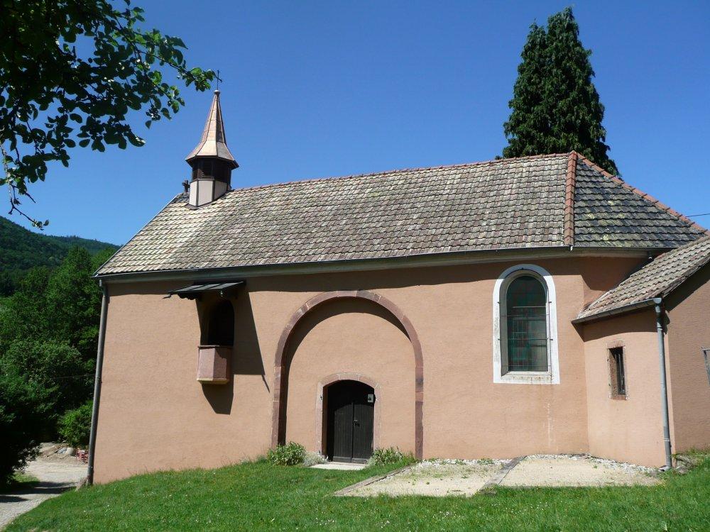 Chapelle Saint Gangolphe