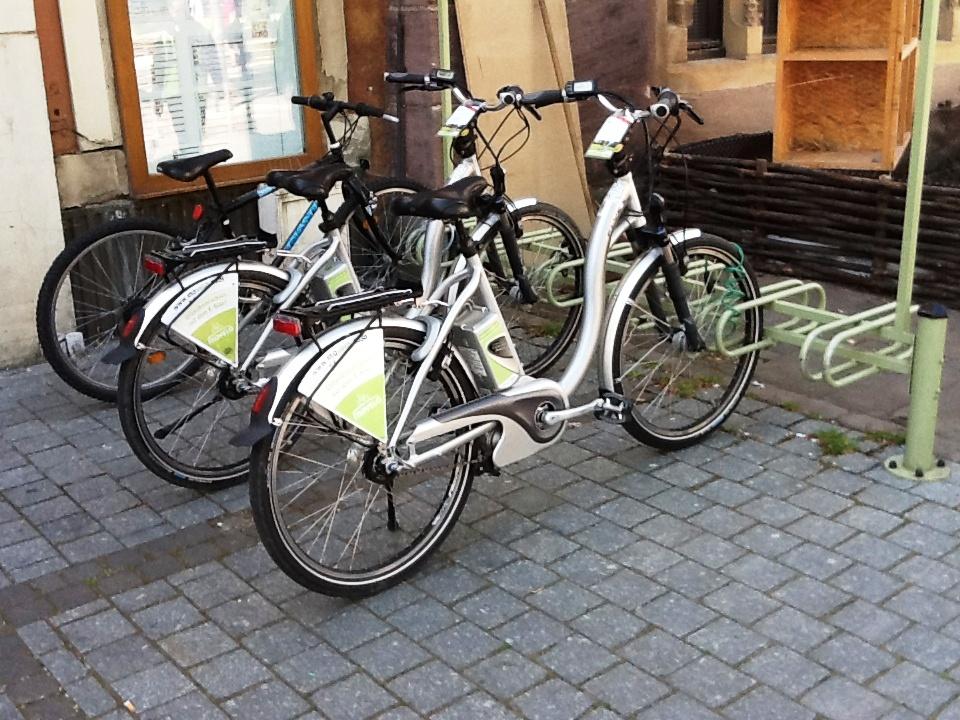 vélo rando électrique