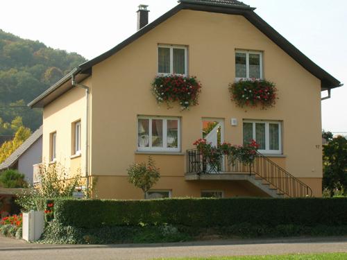 Chambre d'hôtes Lucie Walter, Westhalten, Pays de Rouffach, Vignobles et Châteaux, Haut-Rhin, Alsace