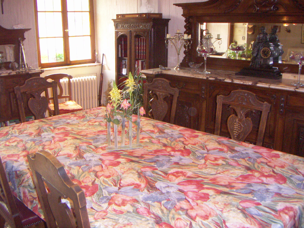 Chambre d'hôtes Annie Humbrecht, Pfaffenheim, Pays de Rouffach, Vignobles et Châteaux, Haut-Rhin, Alsace