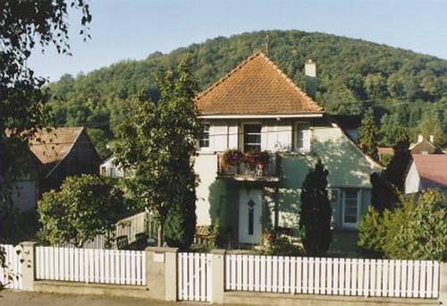 Meublé Lucie Walter, Westhalten, Pays de Rouffach, Vignobles et Châteaux, Haut-Rhin, Alsace