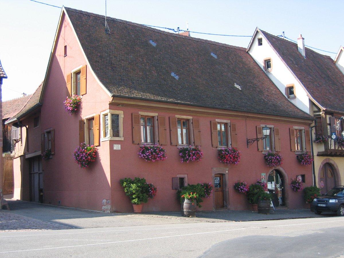 Meublé Marthe Rieflé, Pfaffenheim, Pays de Rouffach, Vignobles et Châteaux, Haut-Rhin, Alsace