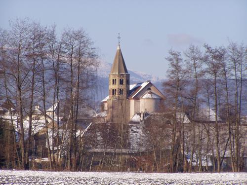 Village de Gundolsheim, Pays de Rouffach, Vignobles et Châteaux, Haut-Rhin, Alsace