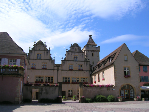Ancien Hôtel de Ville, Rouffach, Pays de Rouffach, Vignobles et Châteaux, Haut-Rhin, Alsace