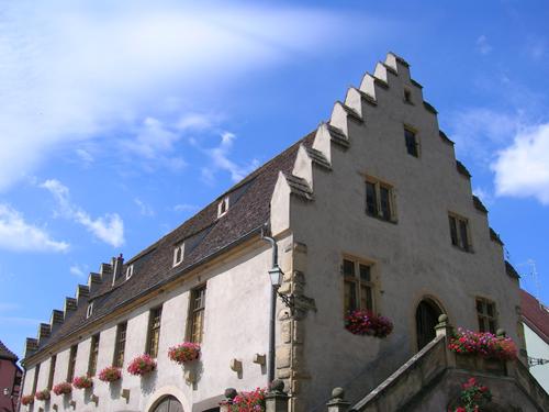 Musée du Bailliage, Rouffach, Pays de Rouffach, Vignobles et Châteaux, Haut-Rhin, Alsace