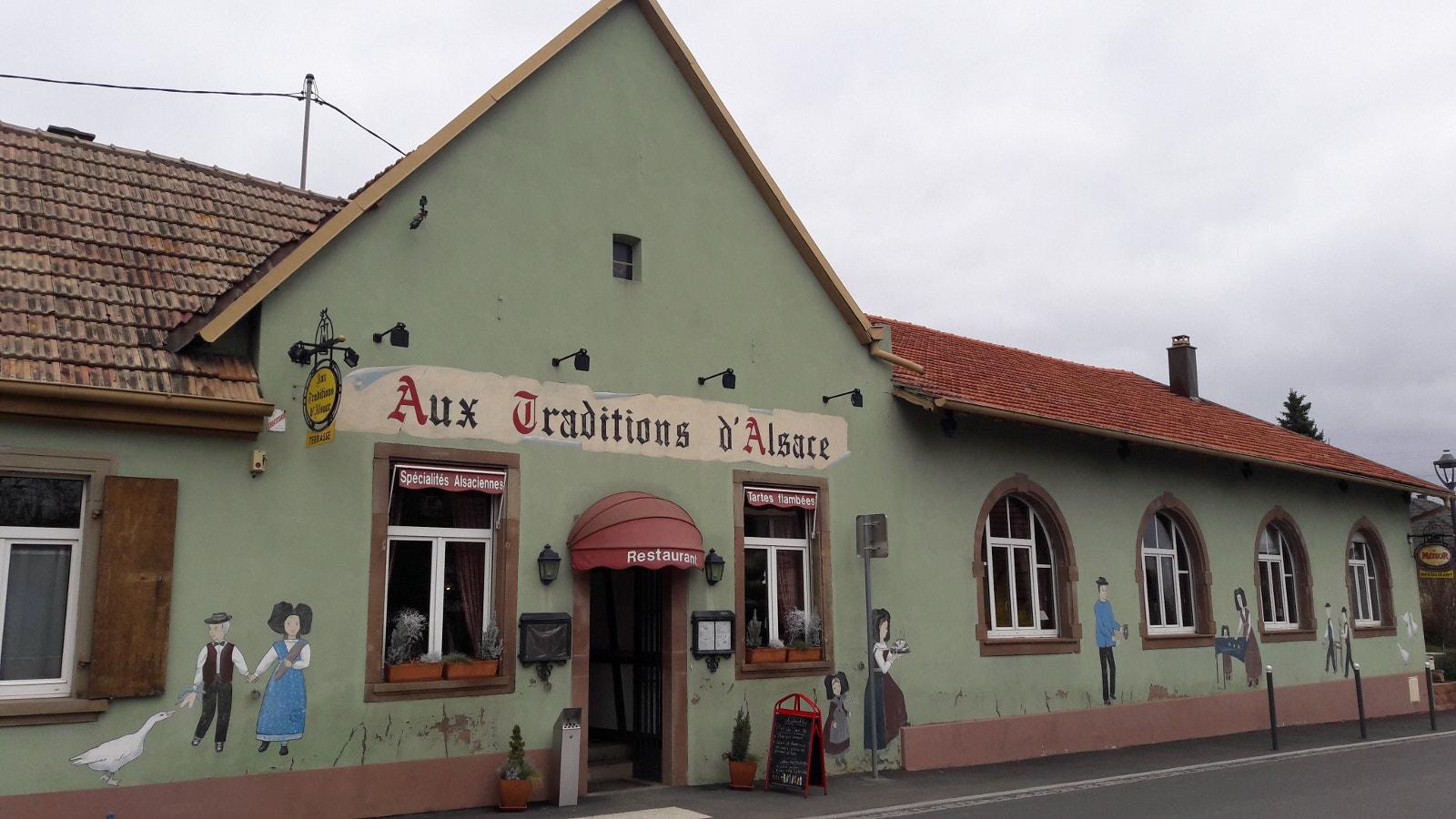 Restaurant Aux Traditions d'Alsace (Berstett)