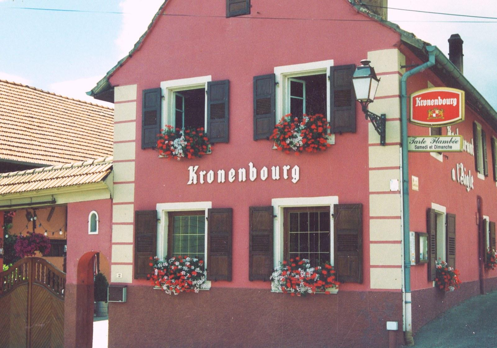 Restaurant à l'Aigle (Durningen)