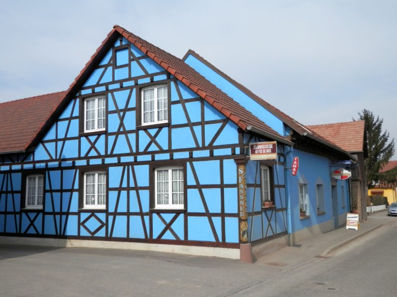 Restaurant S'fassner stuebel (Fessenheim le Bas)