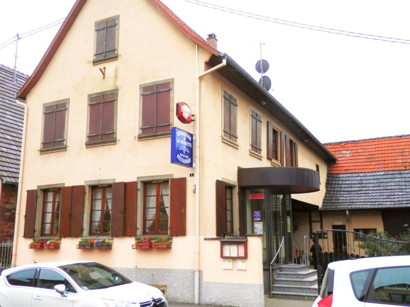 Restaurant à la Vignette (Schnersheim)