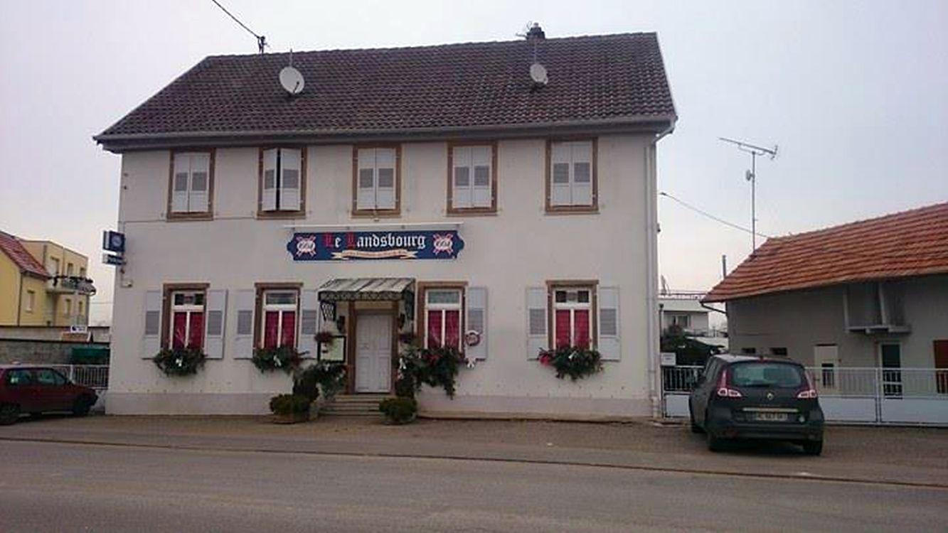 Restaurant le Landsbourg (Wiwersheim)