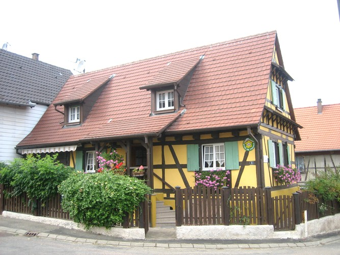 Gîte Adolphe Saam (Willgottheim)