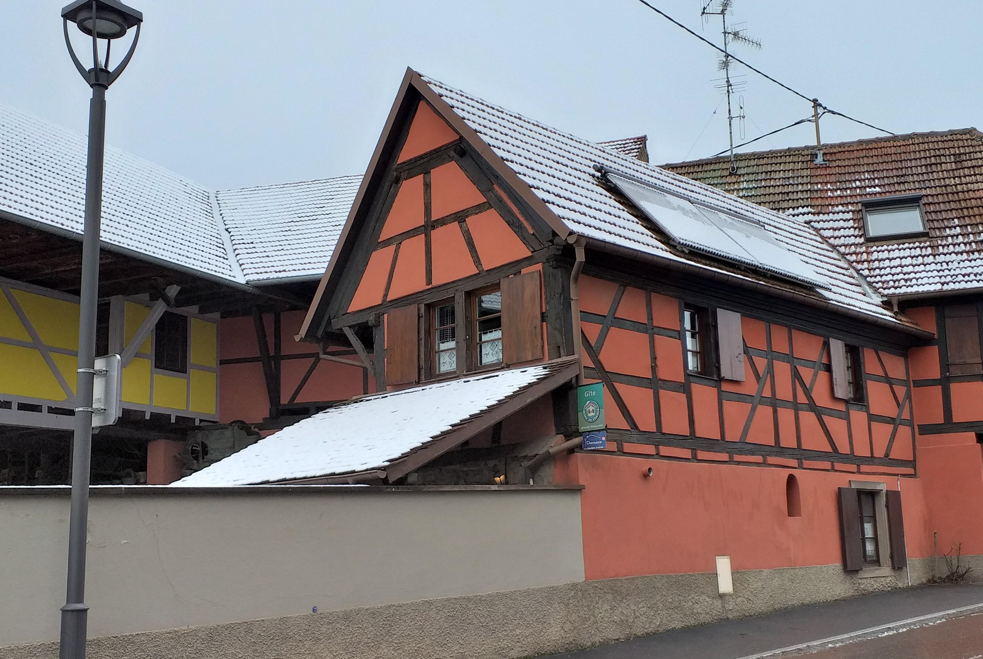Gîtes Au bal paysan - Mazurk (Berstett)
