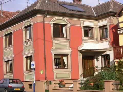 Chambres d'hôtes Au Bal Paysan - Jonquille-Muguet (Berstett)