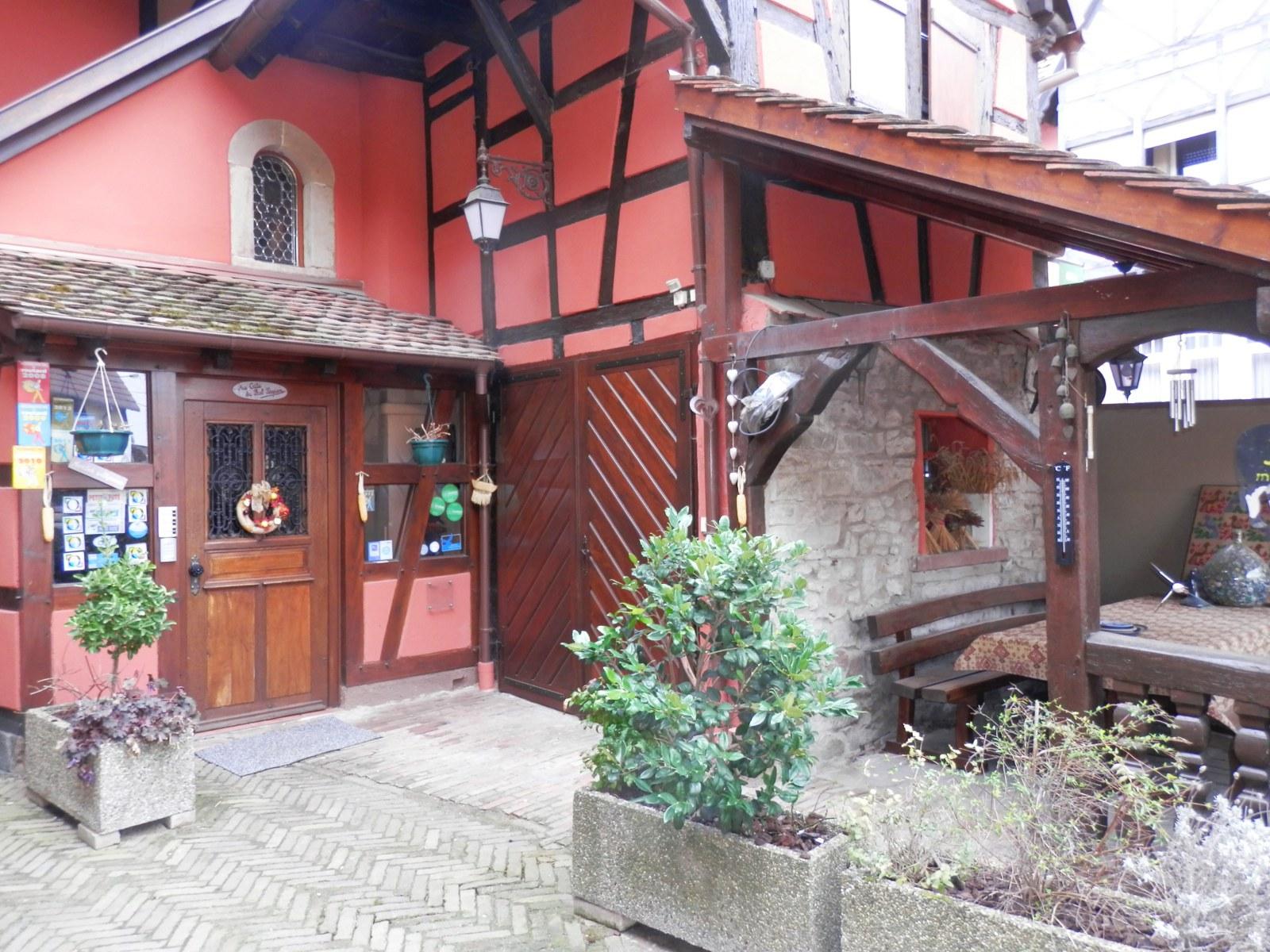 Chambres d'hôtes Au bal paysan - Scottisch (Berstett)