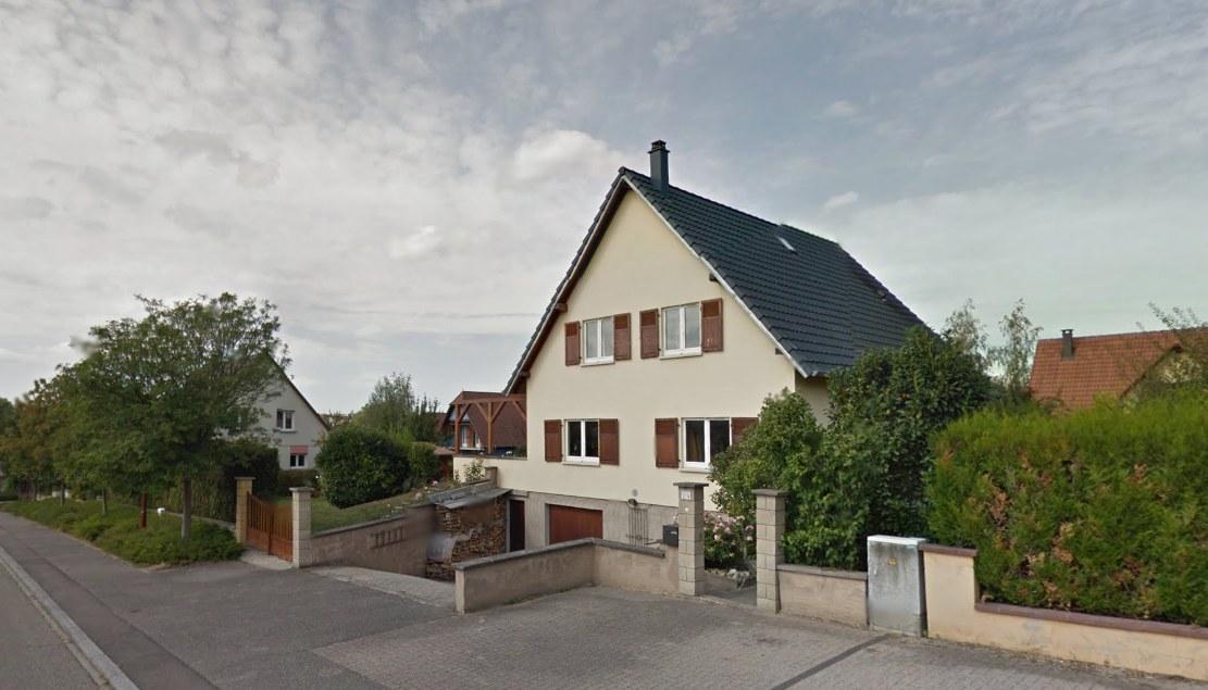 Chambres d'hôtes Demuth Wetterwald - Prés 1 (Truchtersheim)