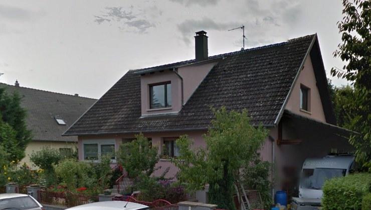 Chambres d'hôtes Demuth Wetterwald - Prés 2 (Truchtersheim)