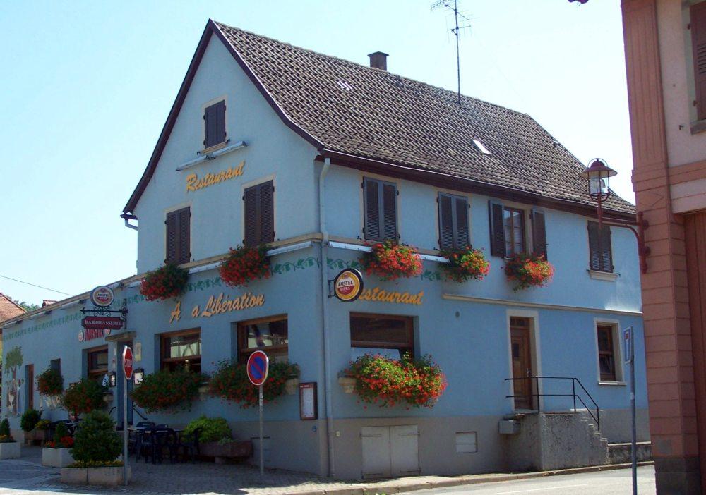 Restaurant à la Libération (Truchtersheim)