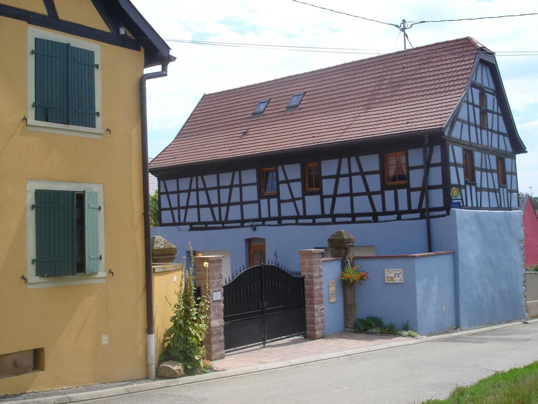 Chambre d'hôtes Aux Quatre Saisons (Gougenheim)