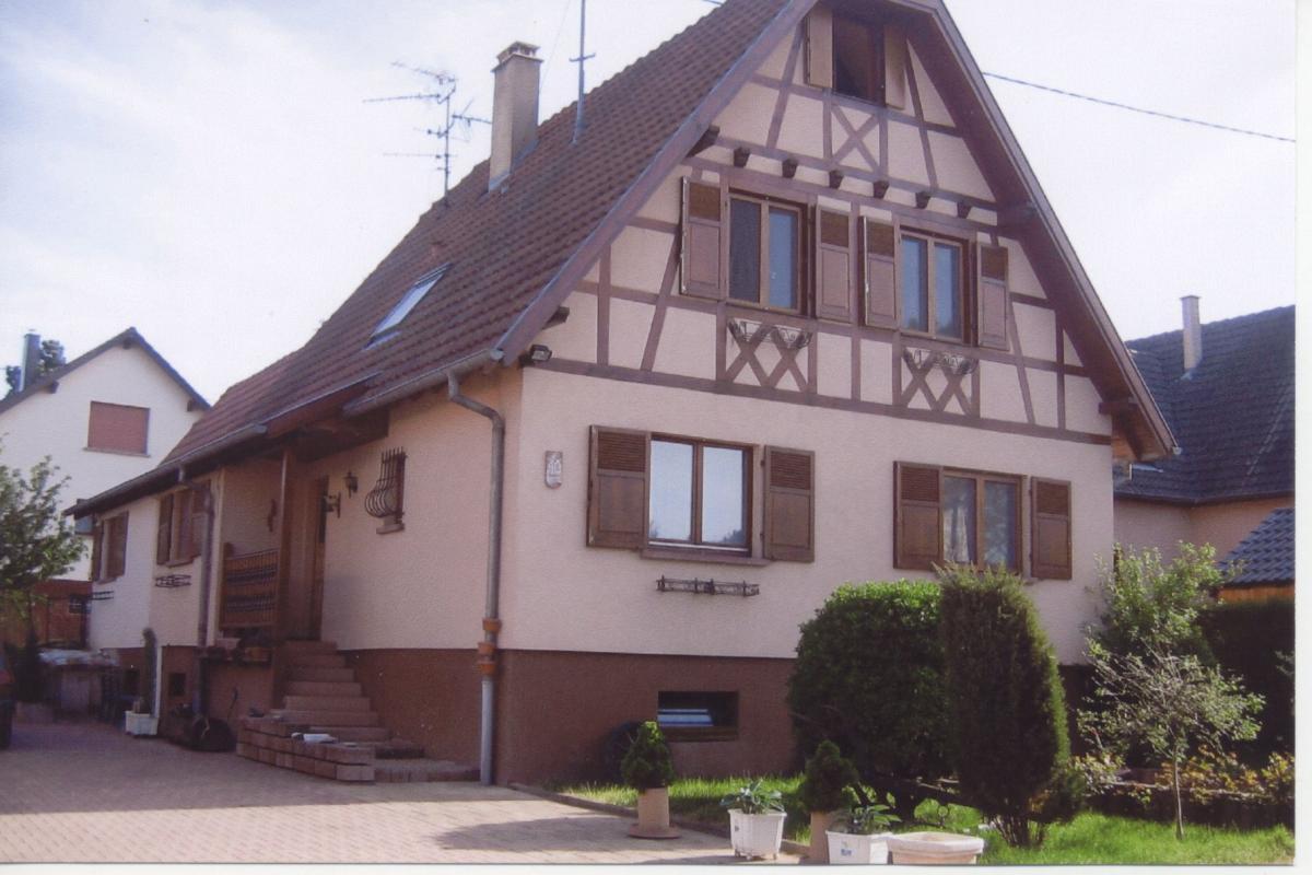 Gîte(s) de Marie-Claire Kieffer (Behlenheim)