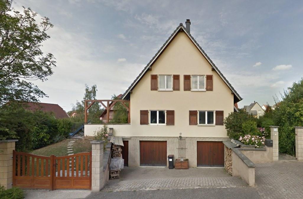 Chambres d'hôtes Demuth Wetterwald (Truchtersheim)
