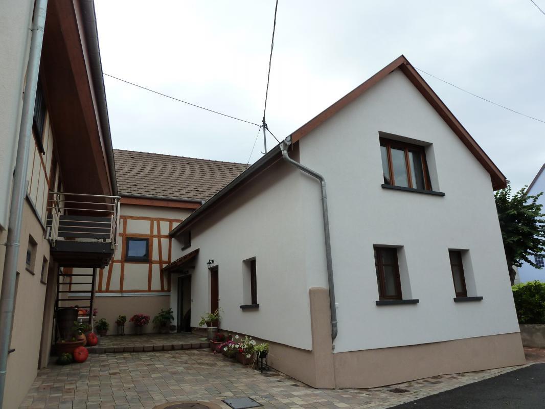 Gîte Damien Bertrand - N°2 (Kienheim)