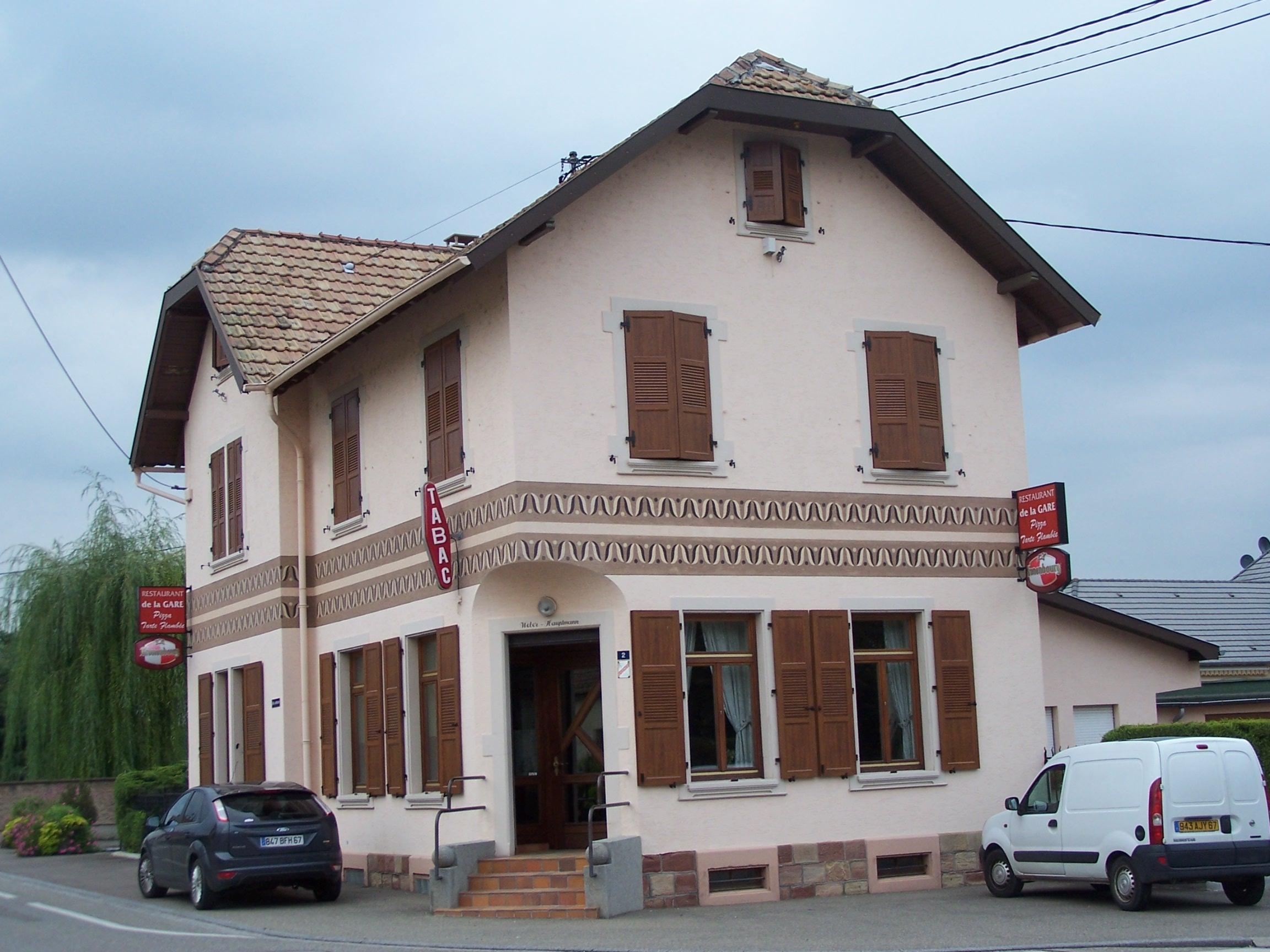 Restaurant de la Gare (Ittenheim)