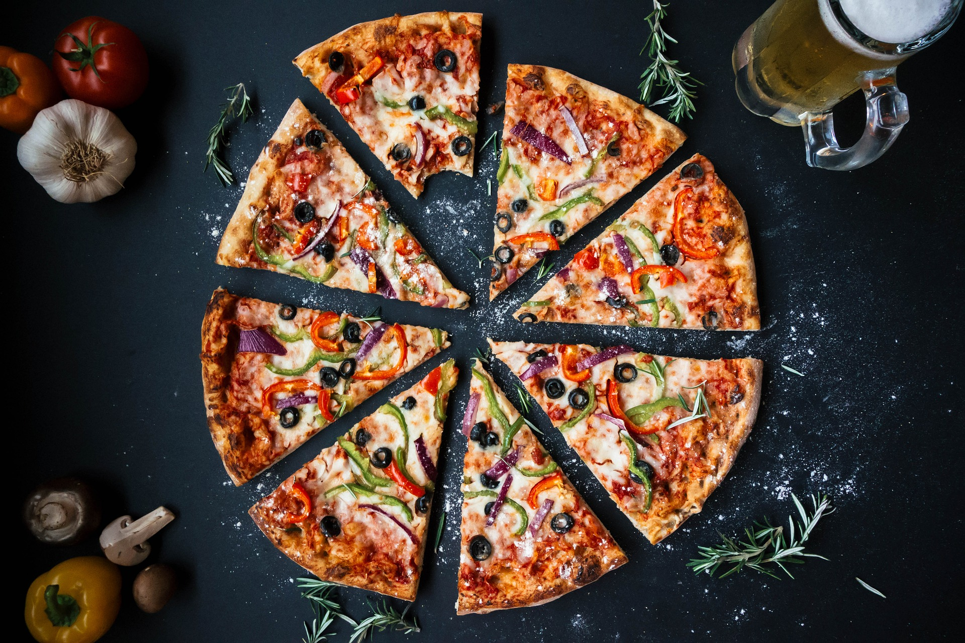 Pizzeria Il était une Pizza (Kuttolsheim)