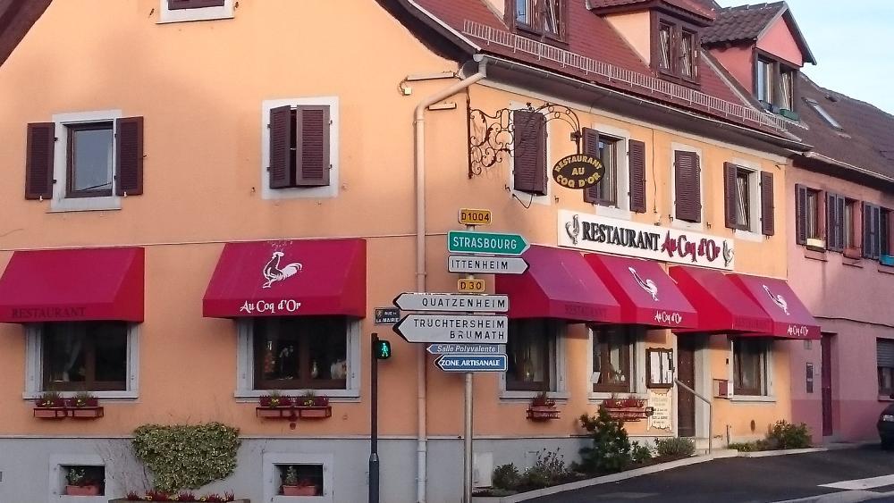 Restaurant Au Coq d'Or (Furdenheim)