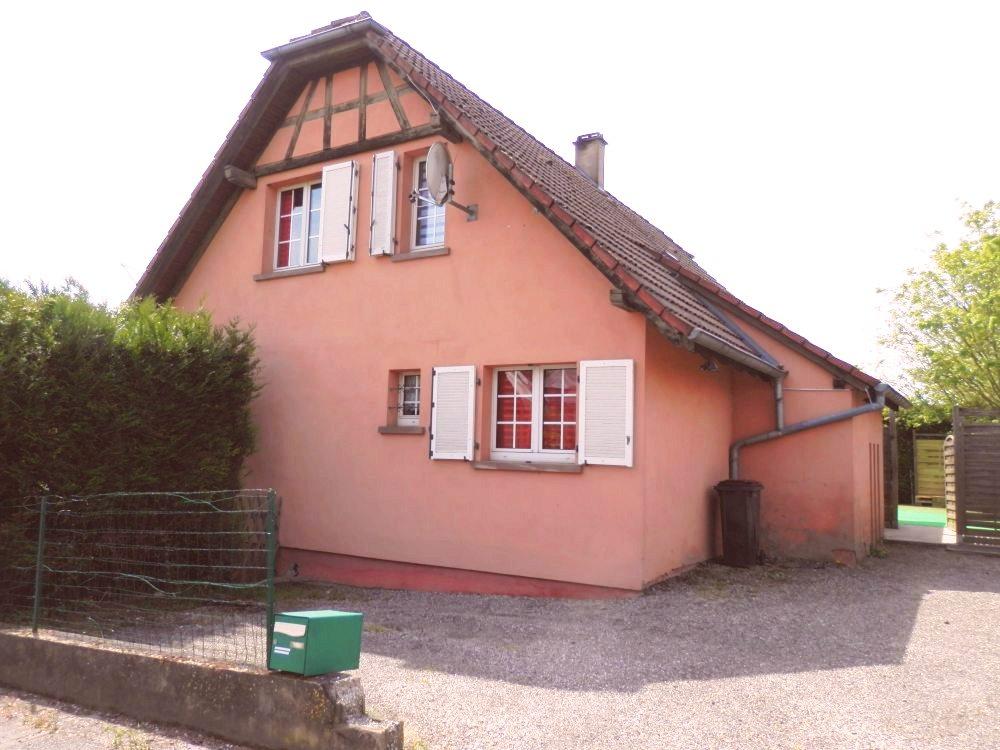 Meublé de Tourisme le Belvédère du Kochersberg (Durningen)