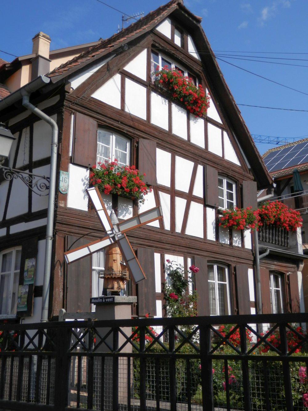 Moulin becker - Maison traditionnelle becker bratsch ...