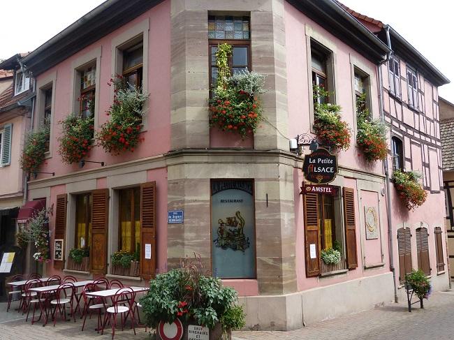 Restaurant La Petite Alsace