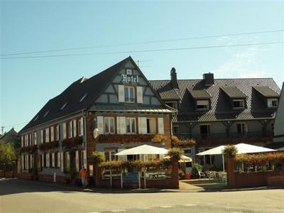 Hôtel Aux Comtes de Hanau