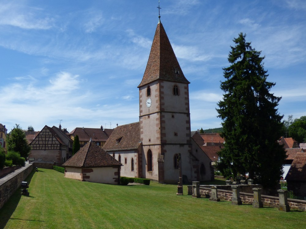 Eglise historique
