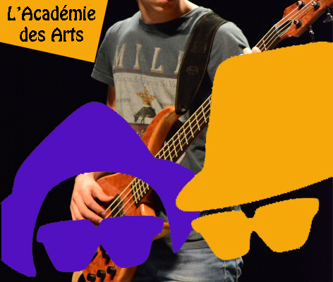 Académie des Arts   Les Blues brothers