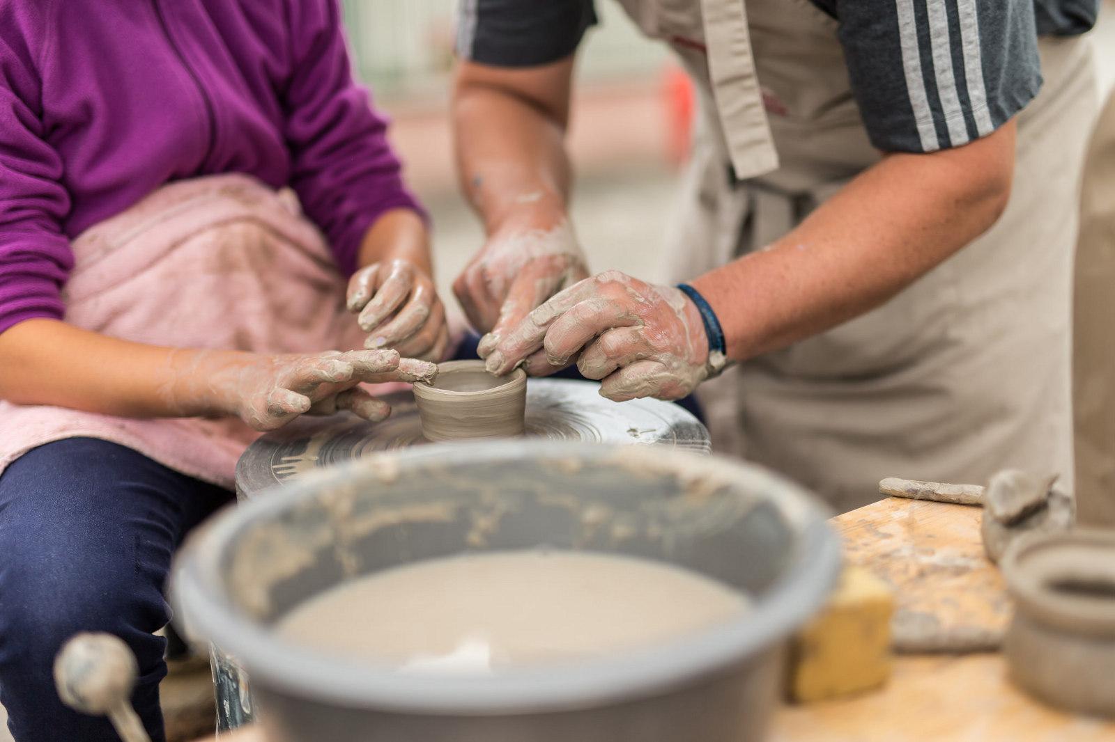 Marché de la poterie et de la céramique