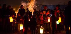 Santa Lucia mit den Töpfern feiern