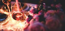 Saint Valentin in the Wineyard