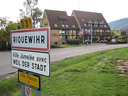 H�tel Le Riquewihr