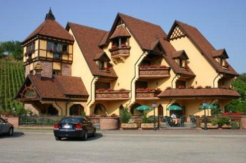 Hôtel Le Mandelberg