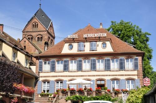 Hôtel Restaurant du Herrenstein