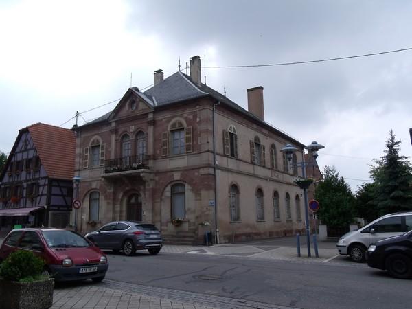 Ancien tribunal cantonal