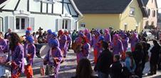 Cavalcade et bal de carnaval