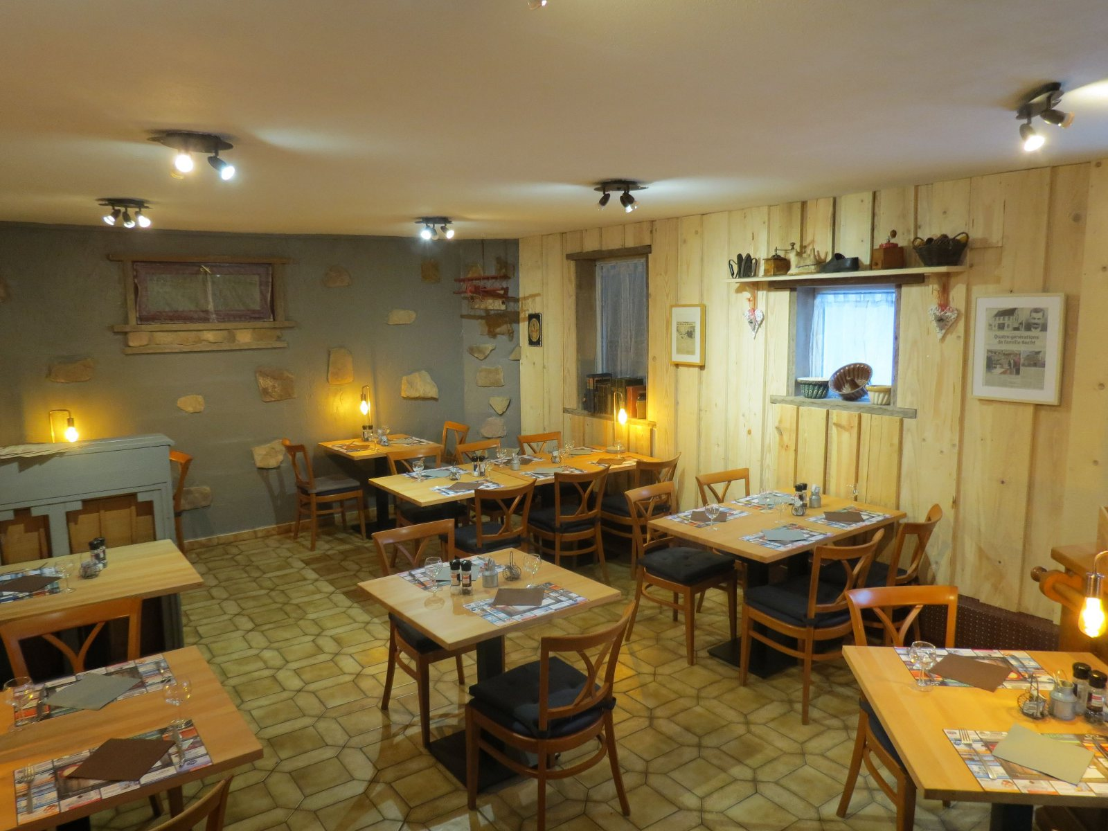 Restaurant Aux délices de la Coccinelle