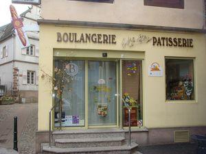Boulangerie - Pâtisserie J-M WALTER