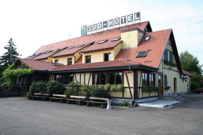 Hôtel-restaurant Sud Hôtel