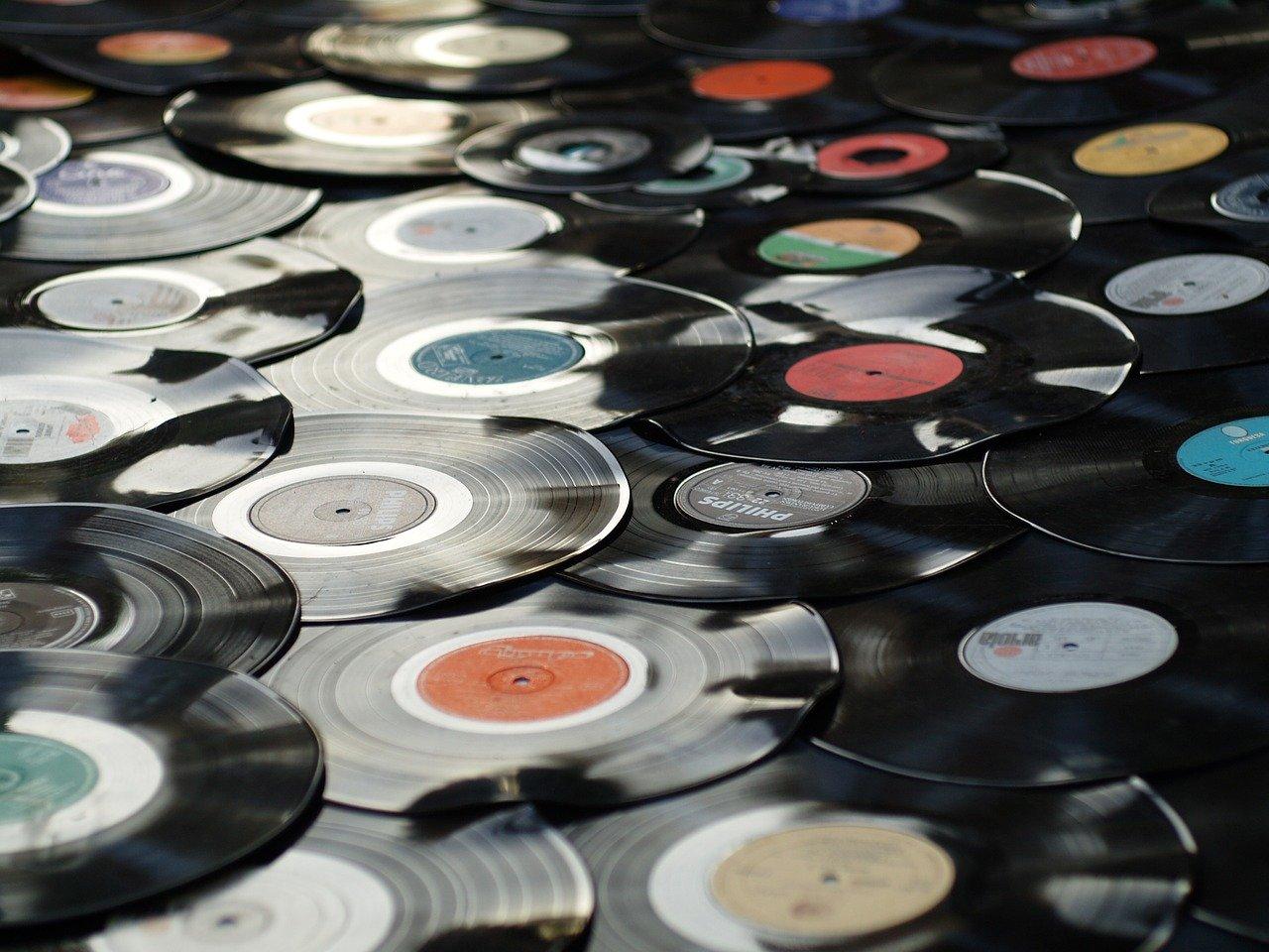 Bourse de BD et CD
