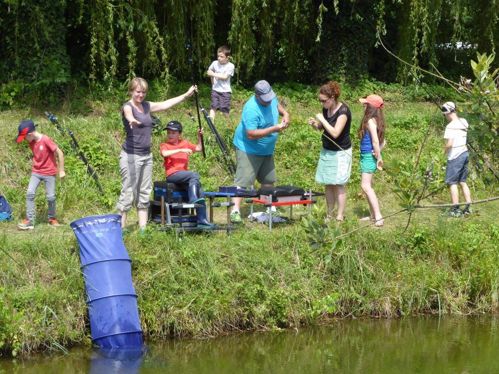 Concours de pêche individuel