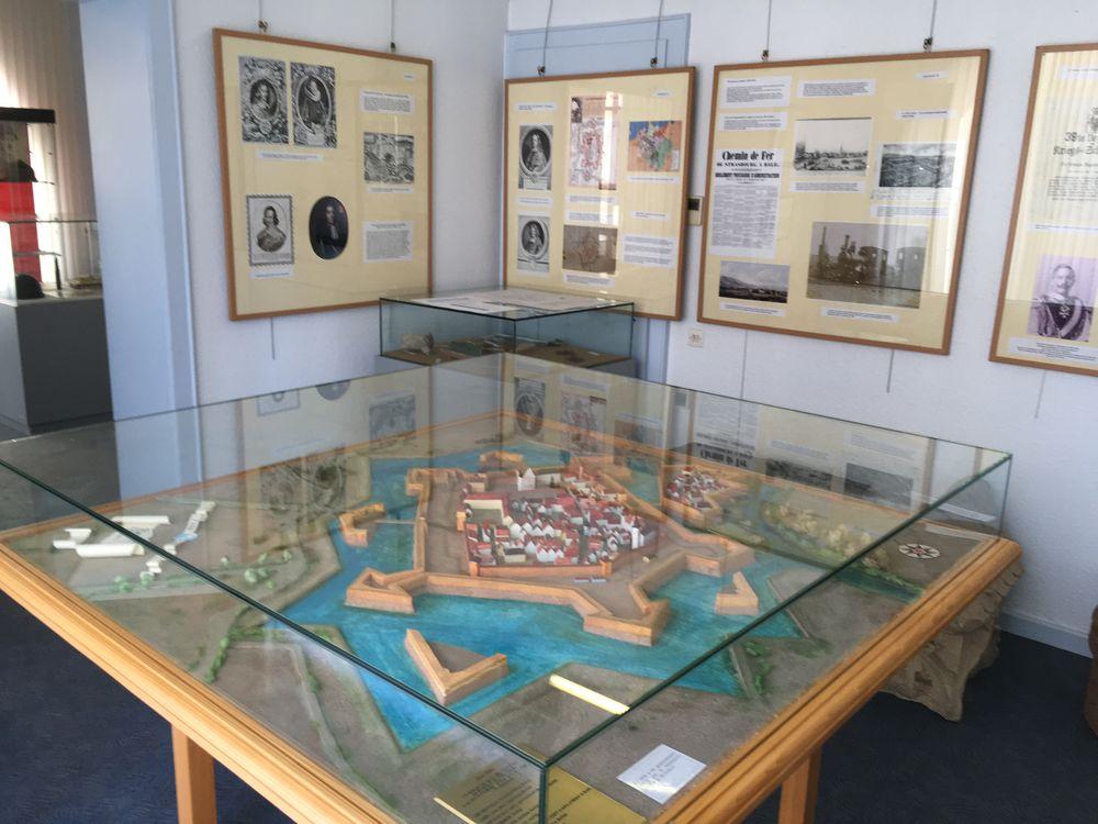 Musée et Maison du patrimoine