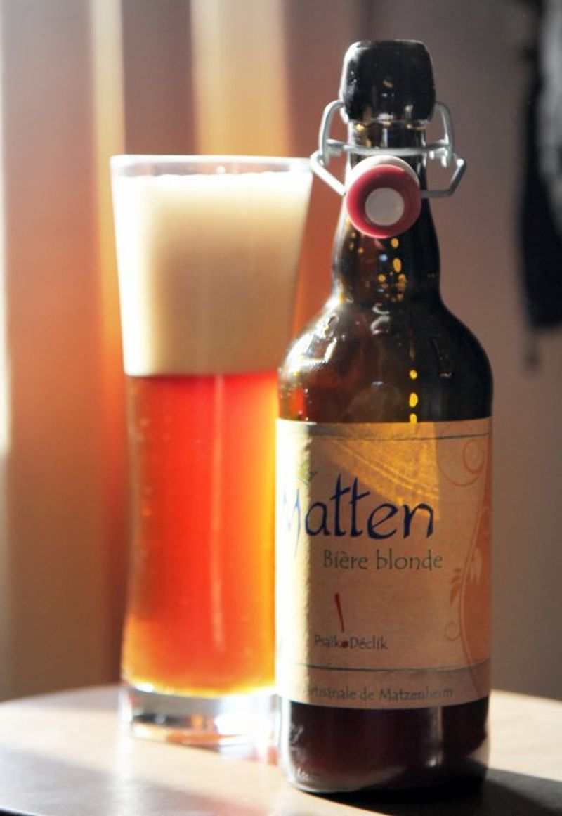 MATTEN - Brasserie Artisanale de Matzenheim