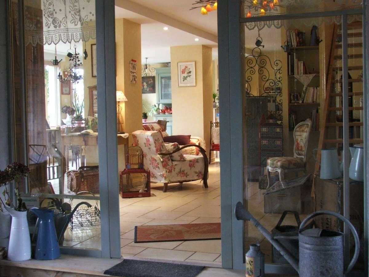 Chambres d 39 h tes ambiance jardin diebolsheim for Ambiance jardin diebolsheim